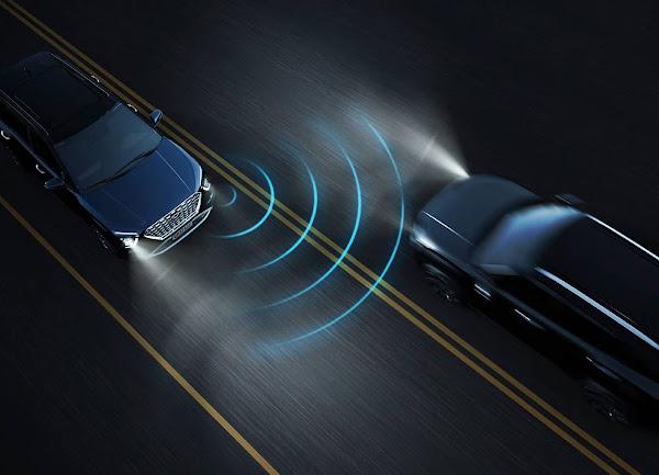 Novo Hyundai Creta 2022 - Sistemas de Segurança