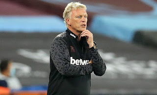 Premier League side West Ham happy with Moyes contract renewal