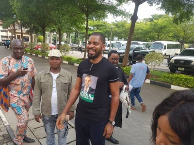 #FreeSowore: Buhari Regime Running Government Of Impunity - Deji Adeyanju