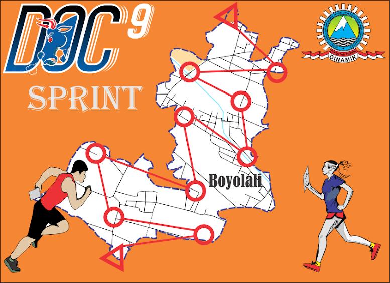 DOC IX Open - Dinamik Orienteering Competition 2019