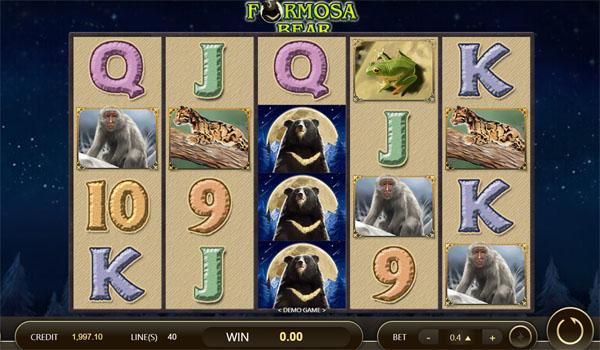 Main Gratis Slot Indonesia - Formosa Bear JDB Gaming