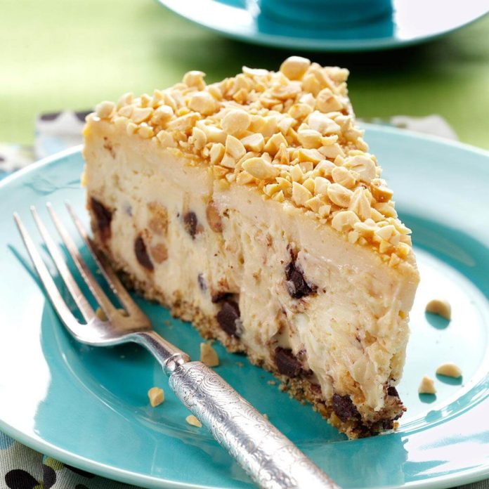 Peanut Butter Cheesecake Recipe Review