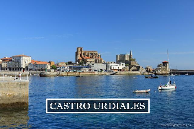 Descubriendo la villa marinera de Castro Urdiales