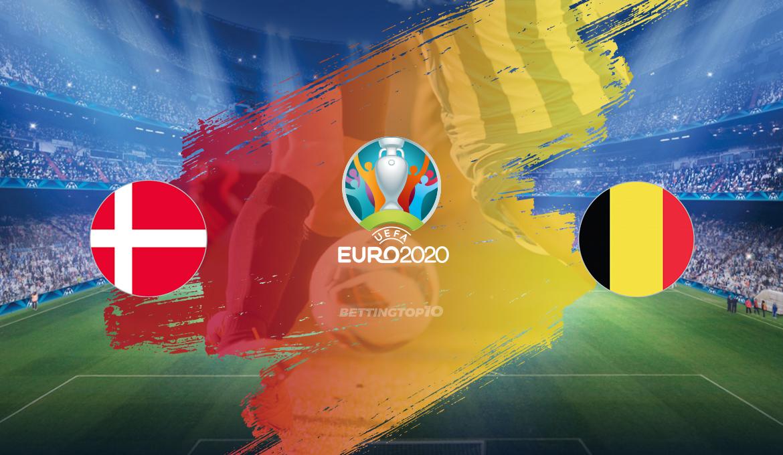 Denmark vs. Belgium Live Euro 2020 Betting Odds, Pick, Prediction