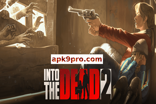 Into the Dead 2 1.29.1 Apk + Mod + Data (File size 1.16 GB) for android