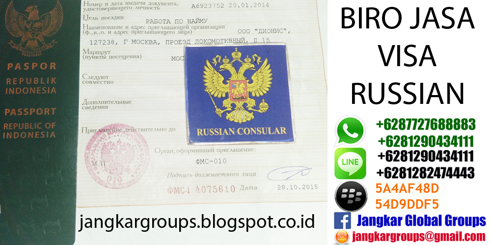 Russian Visa Support Russian 66