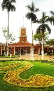 Parque Municipal, no Barranco, em Lima