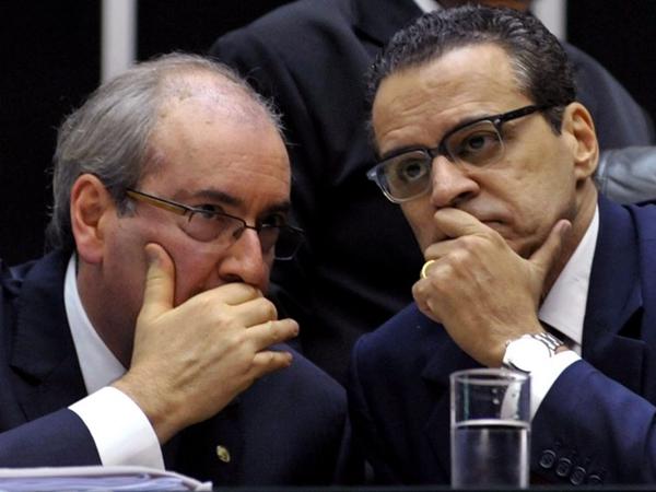 STF nega liminar para suspender ação contra Cunha e Henrique Alves