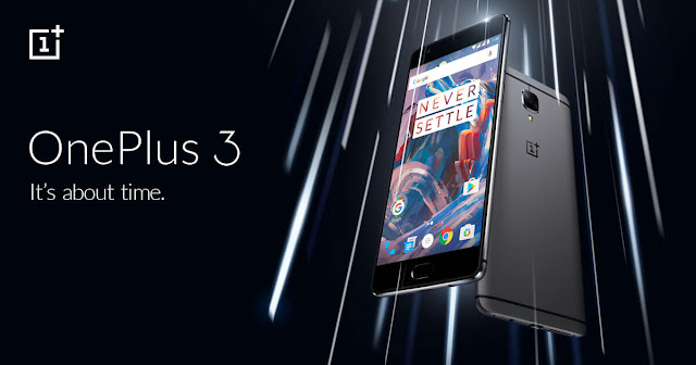 OnePlus 3 Buy on Amazon
