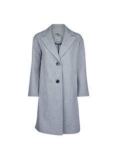 Dorothy Perkins - Petite Grey Unlined Coat