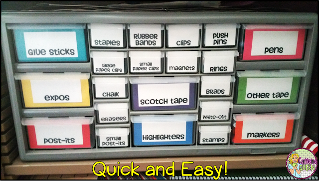 Organizing the Classroom - Tips, Hints, and Strategies!
