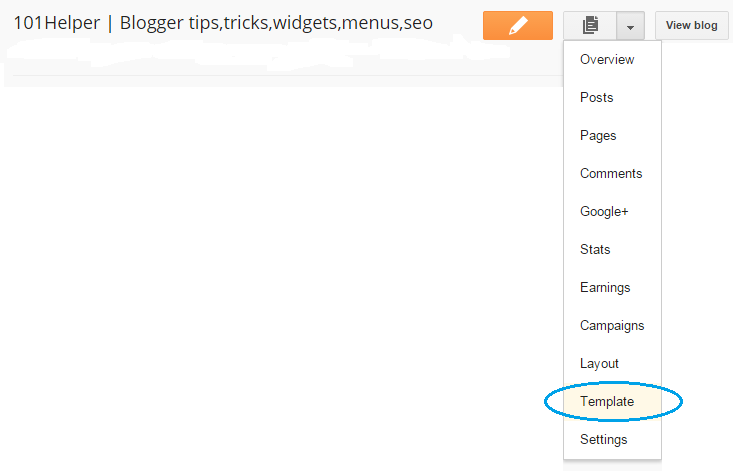 How to add stylish Preloader in blogger blog | 101helper