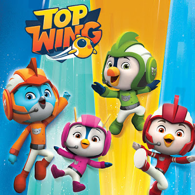 Top Wing [Latino]