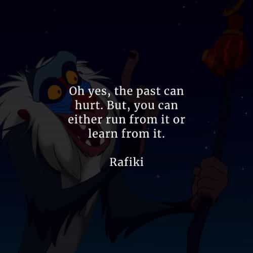 Cartoon characters quotes about life that'll inspire you