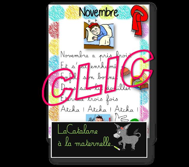 Comptine - Novembre (LaCatalane)