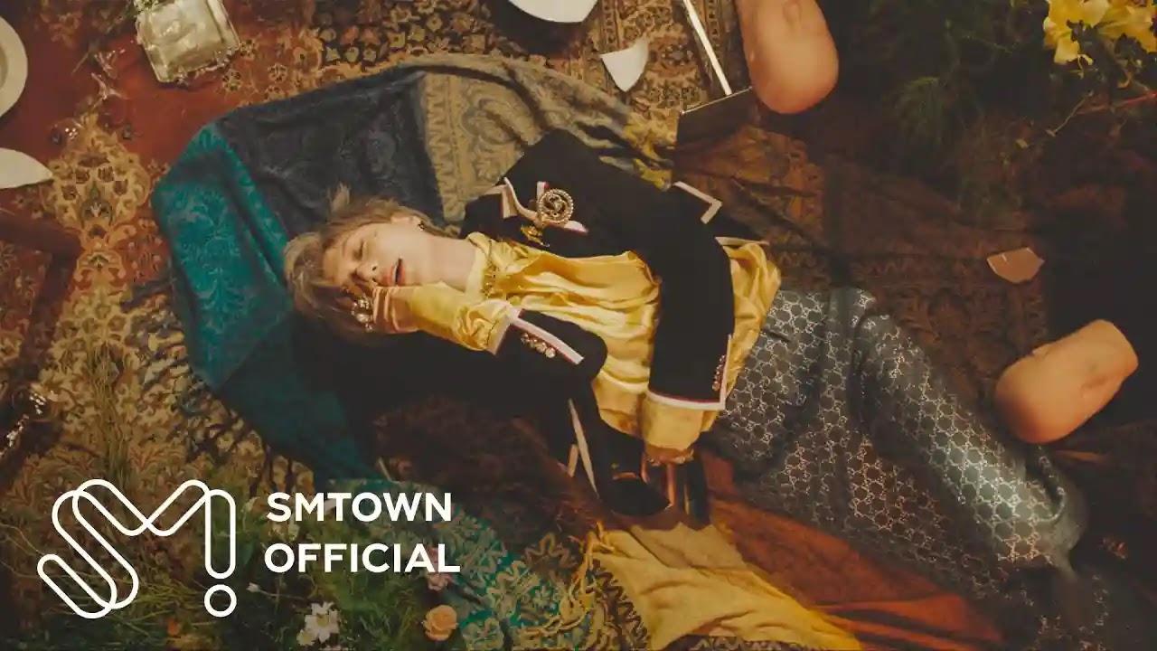 Taemin Criminal lyrics English