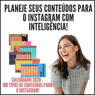 Instagram: Como ter 180 tipos de posts e arrasar em 2020?