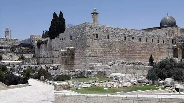 Ya Allah… Israel Ingin Bongkar Masjid Al-Qaqa Di Yerusalem