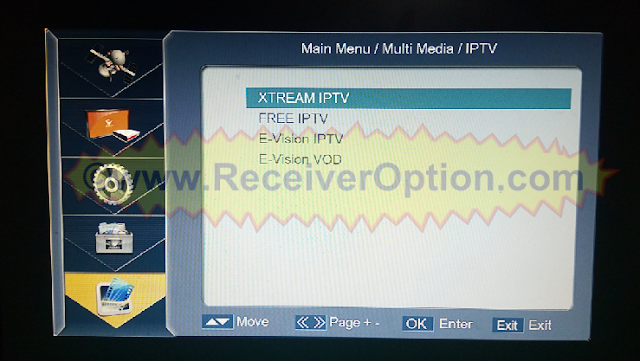 1506G 512 4M WIFI TYPE SOFTWARE WITH XTREAM IPTV
