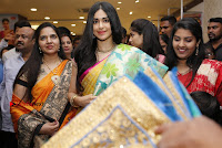Actress Adah Sharma Launches Saree Niketan Showroom  0017.jpg