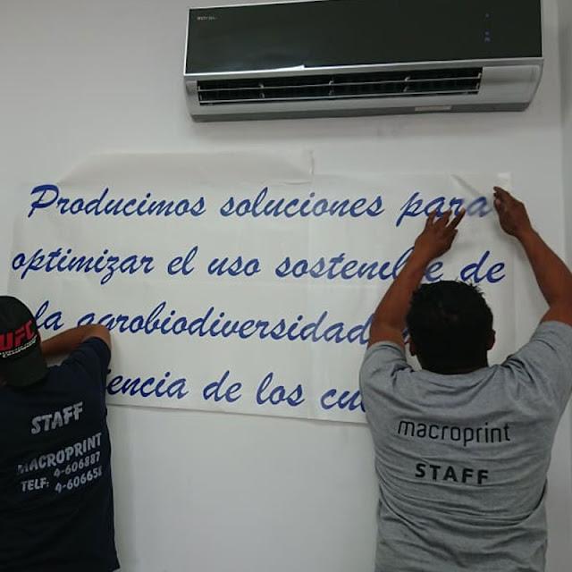 empresa de letreros en guayaquil