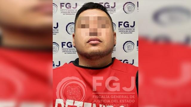 """Captura Grupo Especial a """"El Ciclon 89"""" líder del Cártel del Golfo en Matamoros y es trasladado a Cd Victoria"""