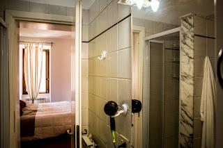 apartamento alugar trastevere banheiro quarto - Alugar Apartamento em Roma
