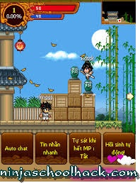 Hack ninja school khong kich hoat