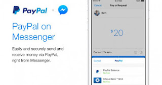 How to Easily Send Paypal Money Using Facebook Messenger