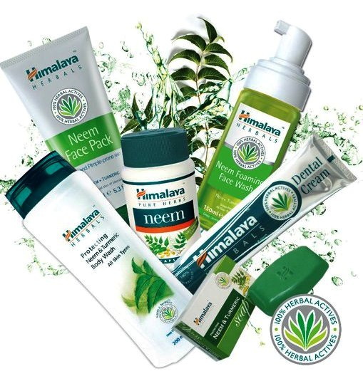 Himalaya herbal products india