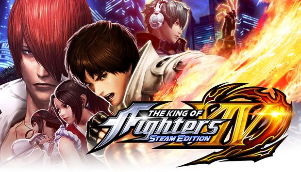 The King of Fighters XIV Steam Edition v1.10 + Deluxe Pack Repack Free Download