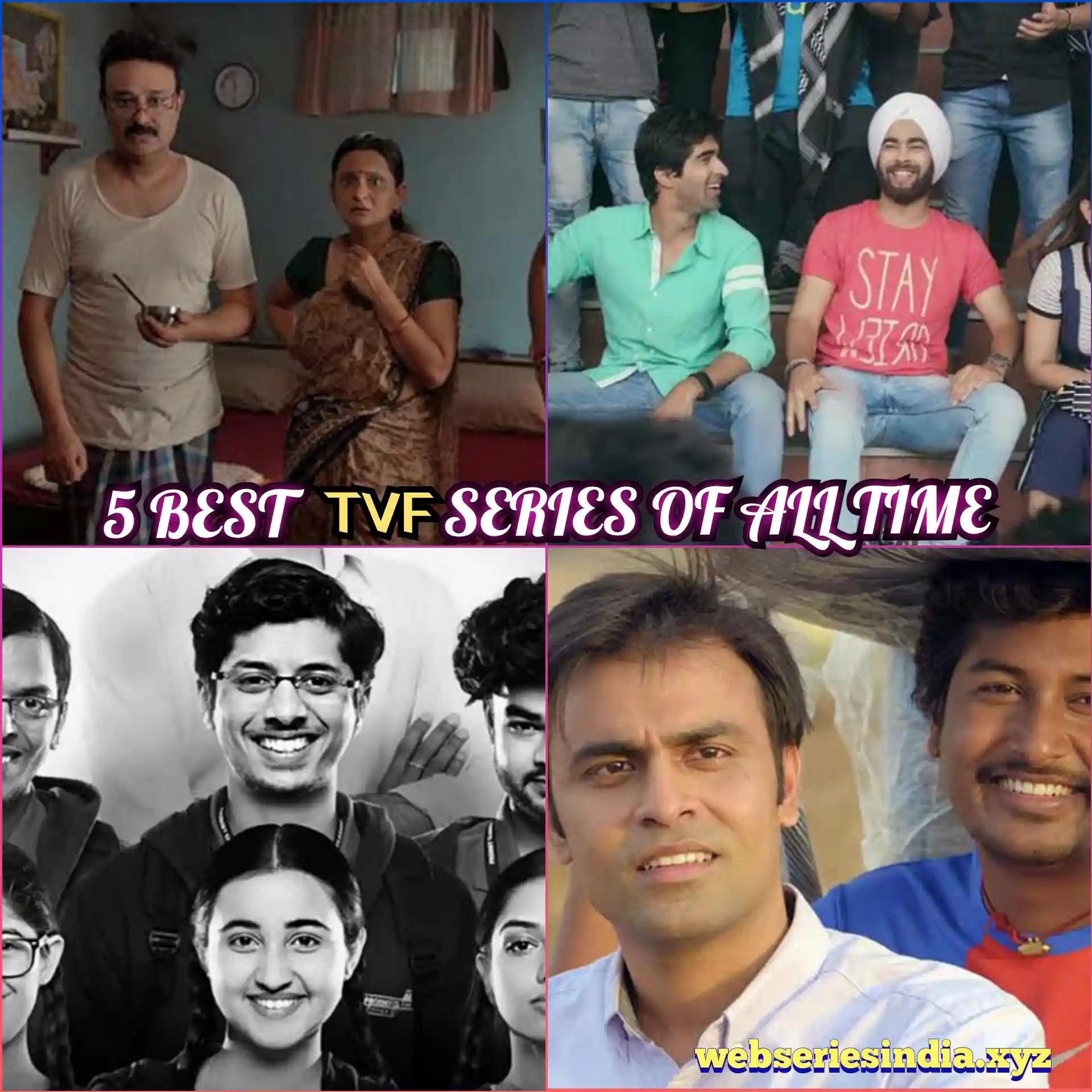 5 Best TVF web series