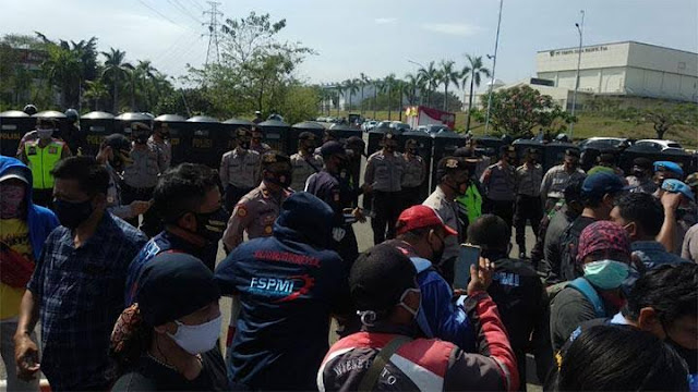 Fadli Zon Geram Polisi Tak Izinkan Demo Buruh: Jangan Diskriminasi