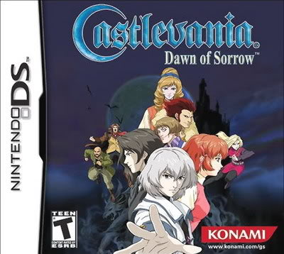 _Castlevania - Dawn of Sorrow [Nds - Việt Hóa]
