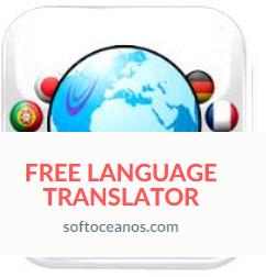 Free Language Translator Descargar Gratis