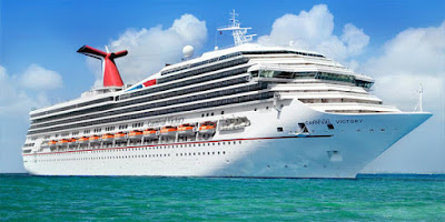 Carnival Cruises' Carnival Victory Is On Her Way to Spain for a 38-Day Renovation to Re-merge as the Carnival Radiance sailing from New York to Bermuda, Bahamas and the Caribbean
