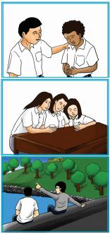 Materi Bahasa Inggris Kelas 10 Chapter 15 - You've Got a Friend