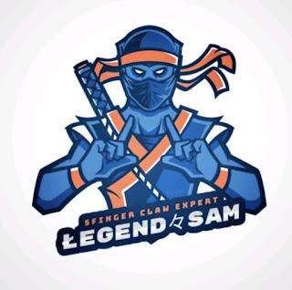 Legend Sam Pubg Player