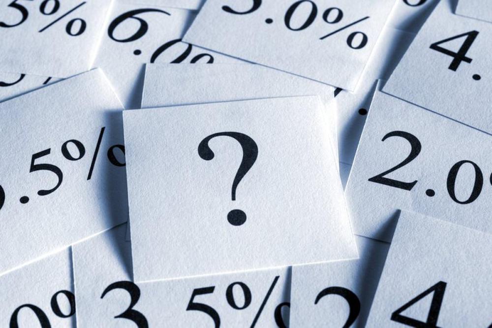 Biên độ lãi suất là gì? Ảnh hưởng của biên độ lãi suất đến lãi suất cho vay - 2021