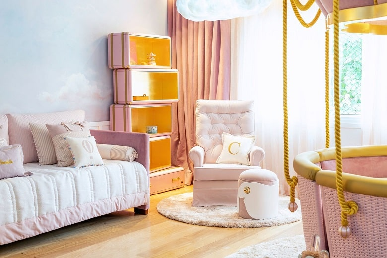 luxury bedroom for kids