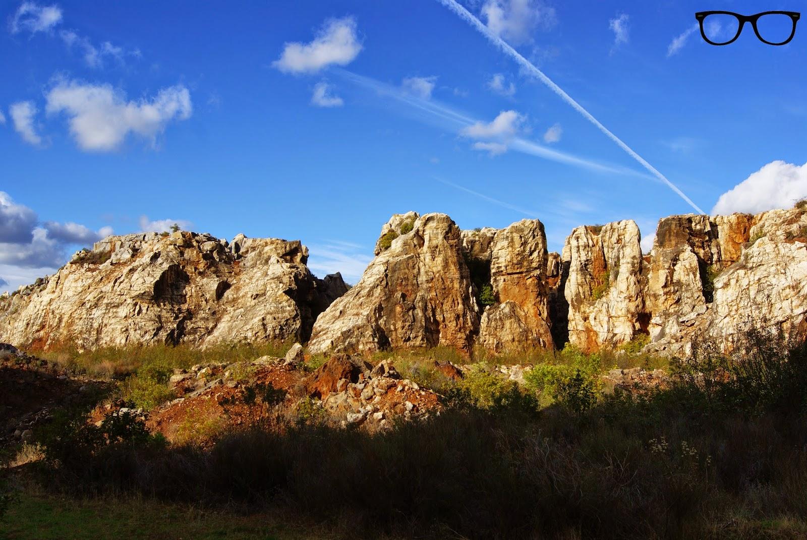Vistas sendero Cerro del Hierro