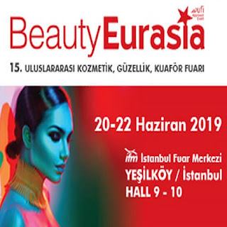 Kozmetik Fuarı BeautyEurasia