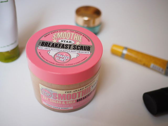 Soap and Glory, Scrub, Body Scrub, Smoothie Star, Breakfast Scrub