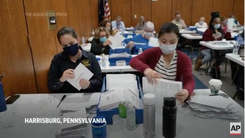 Il Voto In Pennsylvania Procede Senza Intoppi Ma Il Conteggio Potrebbe Richiedere Tempo