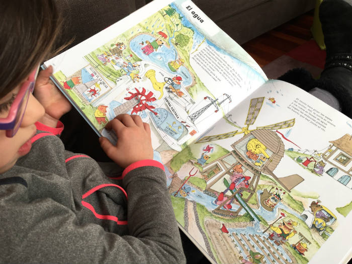 Richard Scarry libros infantiles Todos al trabajo Duomo editorial