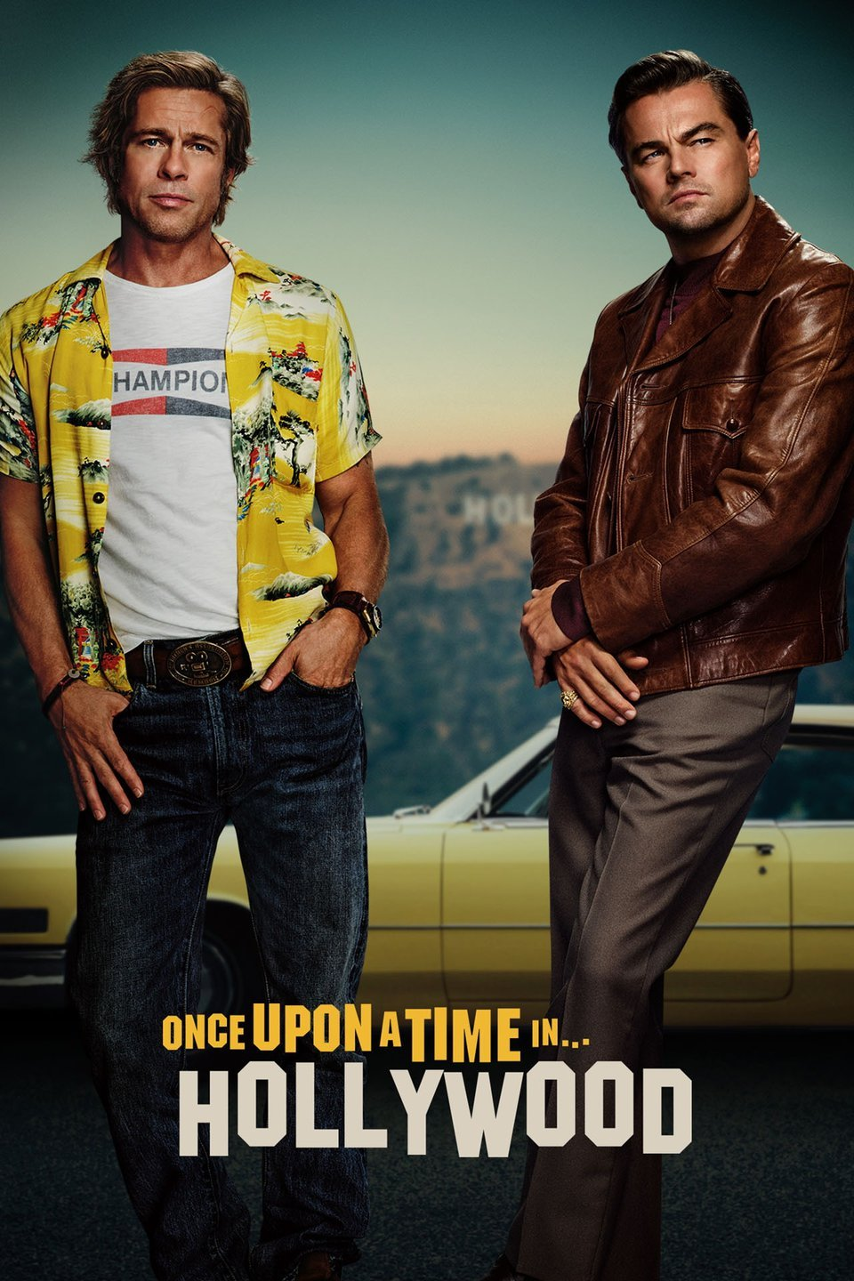 Once Upon a Time in… Hollywood [2019] [DVD9] [NTSC] [Latino]