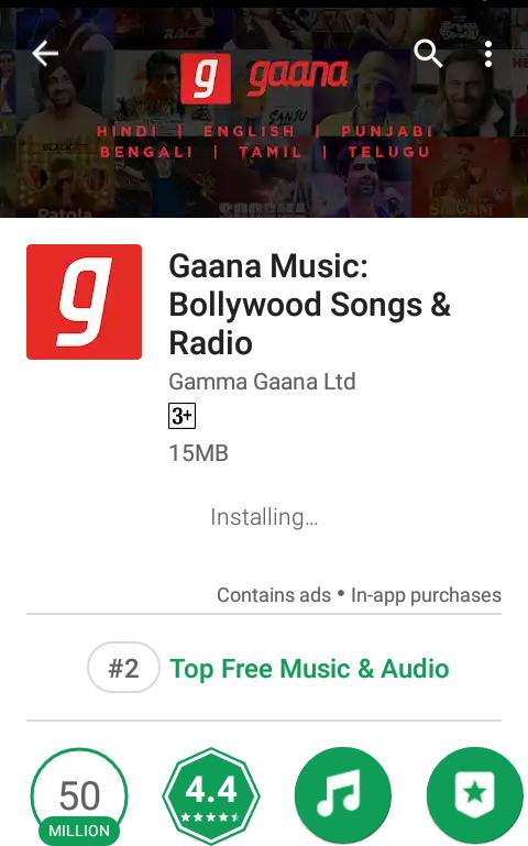 BEST MUSIC STREAMING APP: Gaana or Wynk or JioMusic