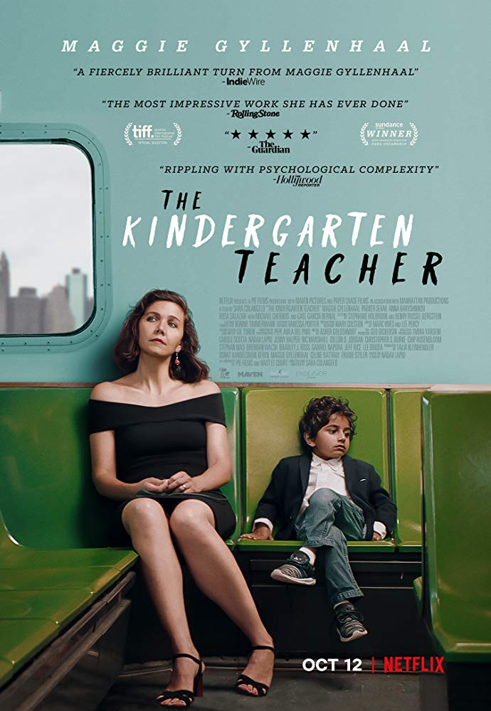 Review The Kindergarten Teacher