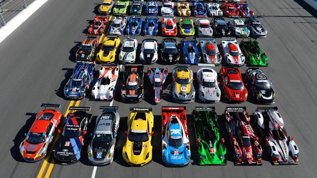 2020 Full Racing Calendar