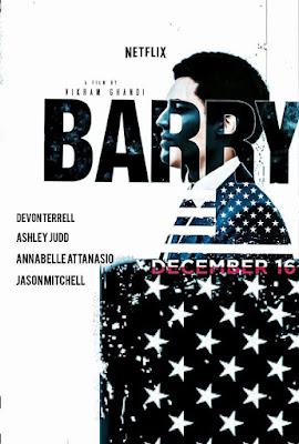 Barry 2016 DVD Custom NTSC Latino